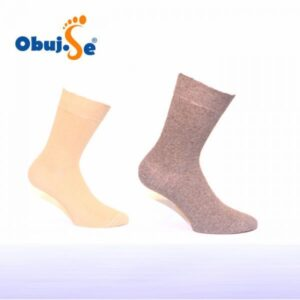 Bombažne nogavice brez elastike