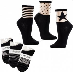 Bombažne nogavice STAR