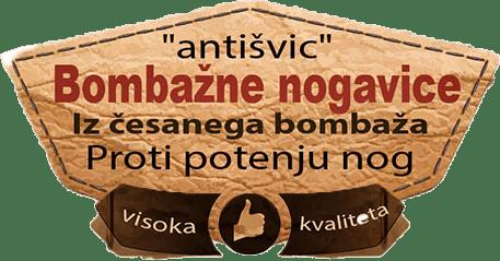 Antišvic NOGAVICE 2