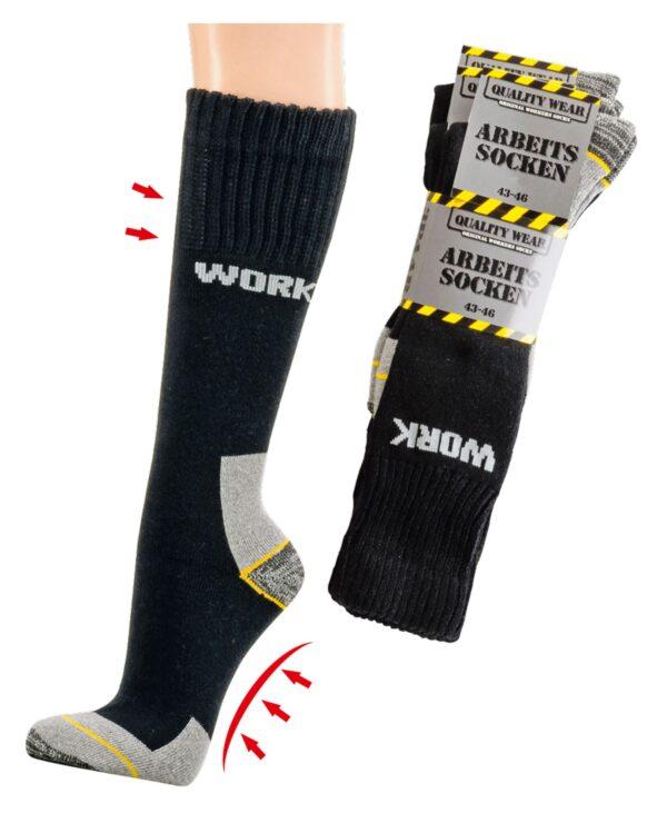 Delovne visoke nogavice 1