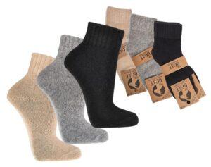 Ženske volnene nogavice VOLNA – KAŠMIR