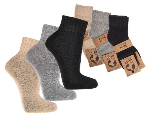 Ženske volnene nogavice VOLNA - KAŠMIR 1