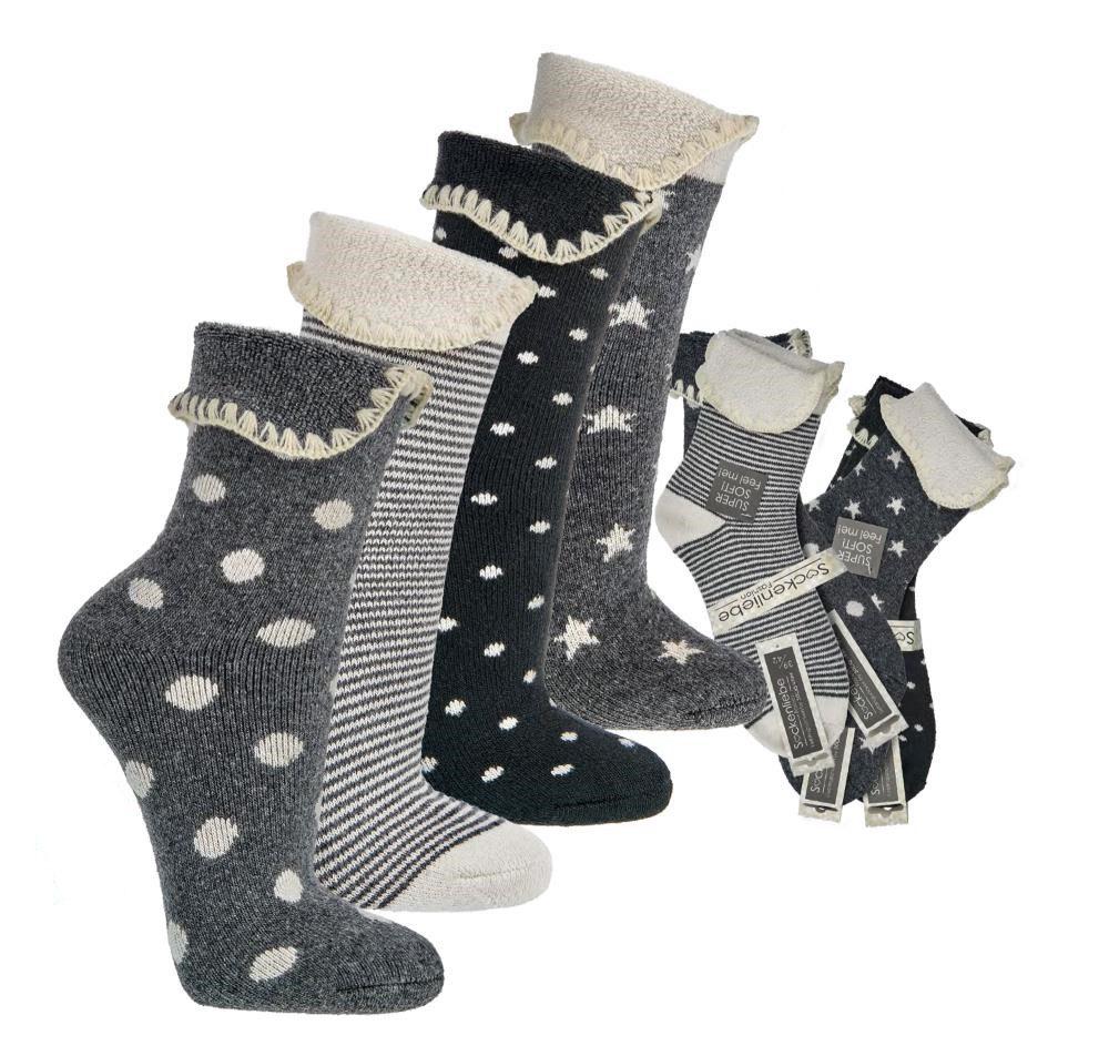 Ženske nogavice SOFT 2